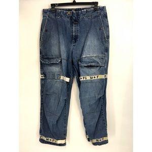 Vintage Marithe Francois Girbaud Shuttle Jeans